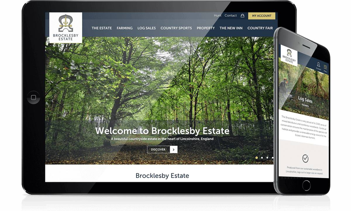 Brocklesby Estate