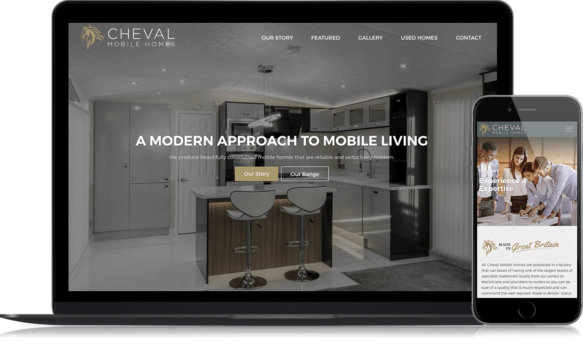 Cheval Mobile Homes