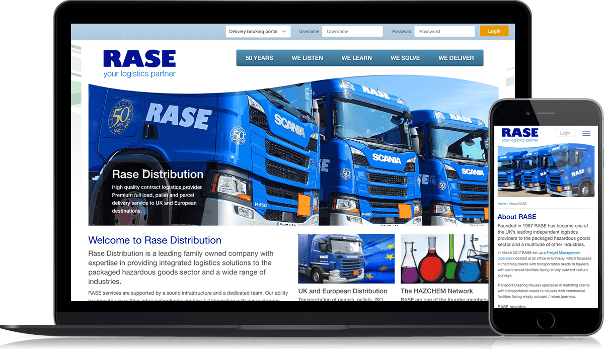 RASE Distribution